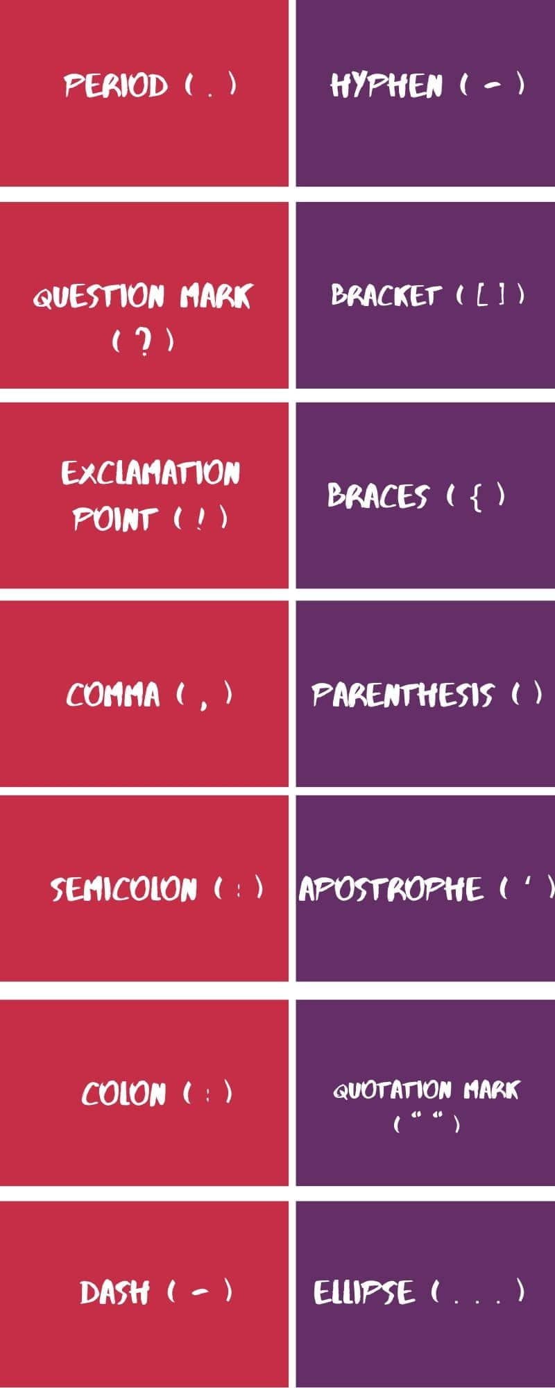 14-punctuation-marks