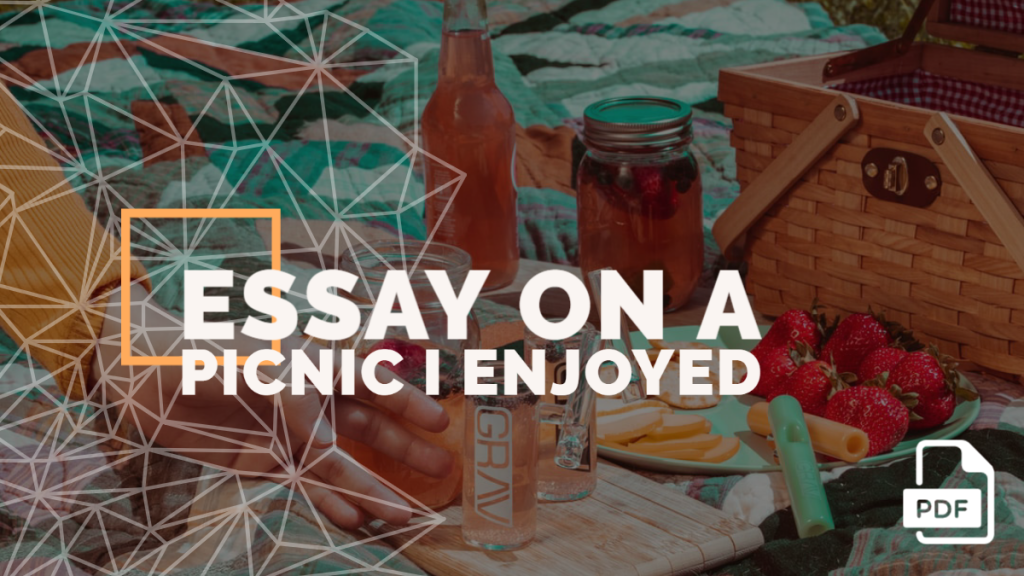 essay on a picnic I enjoyed most feature image