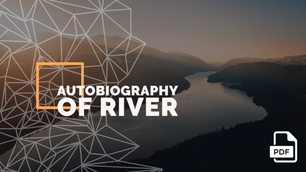 Autobiography of River feature image