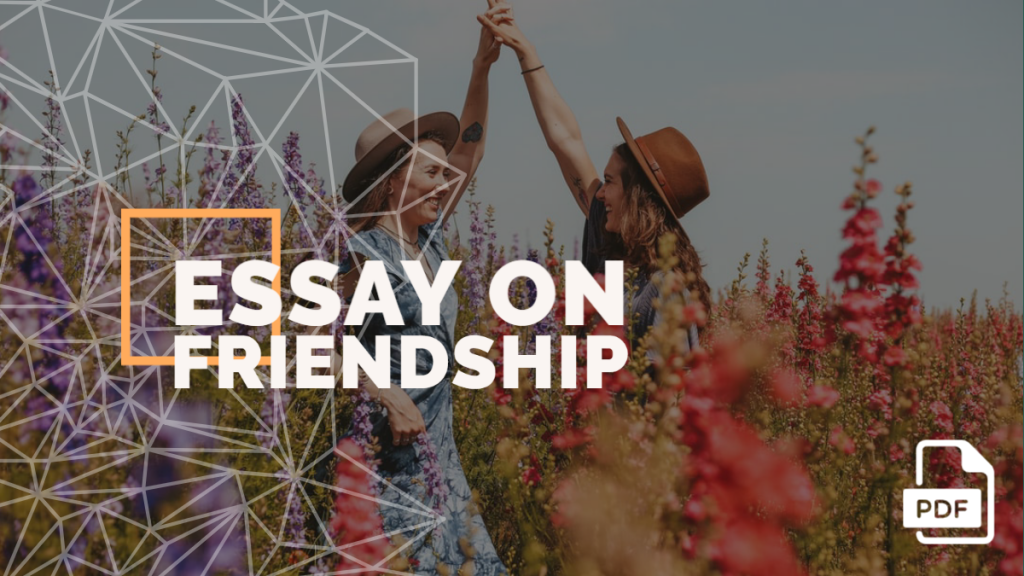 Essay on Friendship feature image