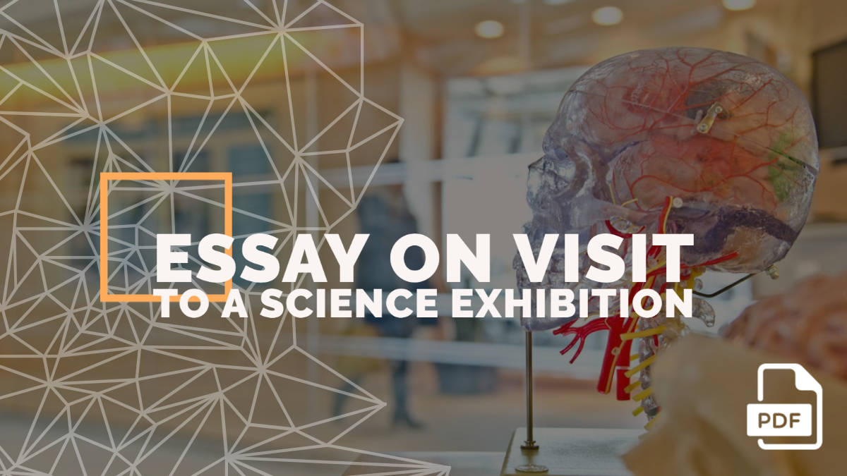 An Essay on Visit to a Science Exhibition [PDF]