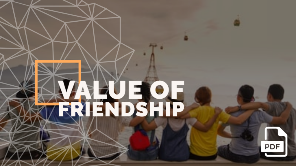 Value of Friendship feature image