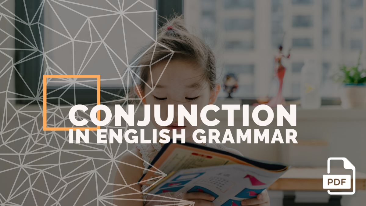 Conjunctions in English Grammar with Examples [PDF]