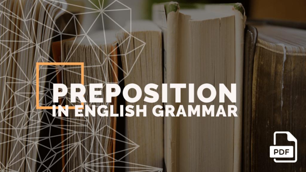 preposition feature image
