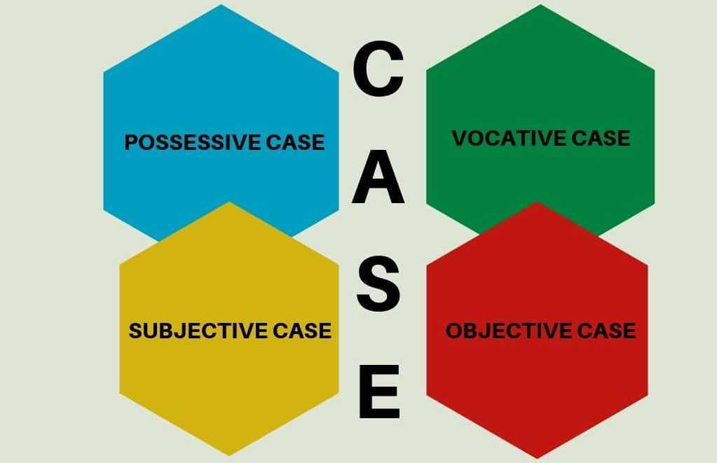 types of case