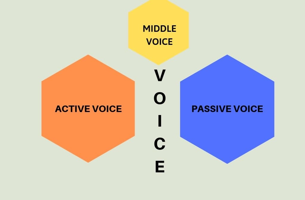 Active and Passive Voice Notes  [PDF]